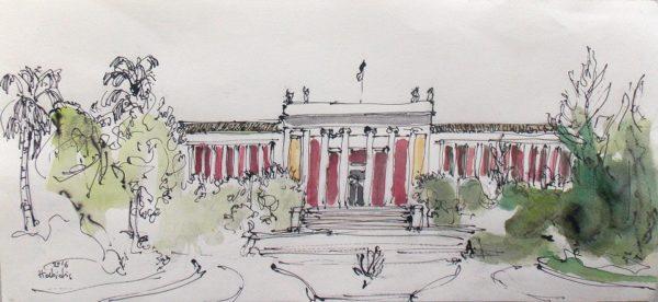 «Αντλώντας έμπνευση από το Μουσείο» – Ομαδική εικαστική έκθεση  για τα 150 χρόνια του Εθνικού Αρχαιολογικού Μουσείου