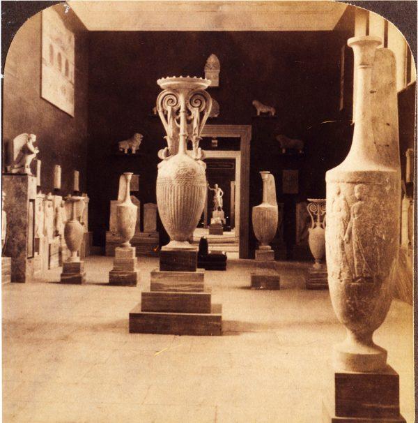 Έκθεση ιστορικής φωτογραφίας «Στη σκιά του μεγάλου πολέμου: αποτυπώνοντας μνήμες μουσείων πριν και μετά την κατοχή»