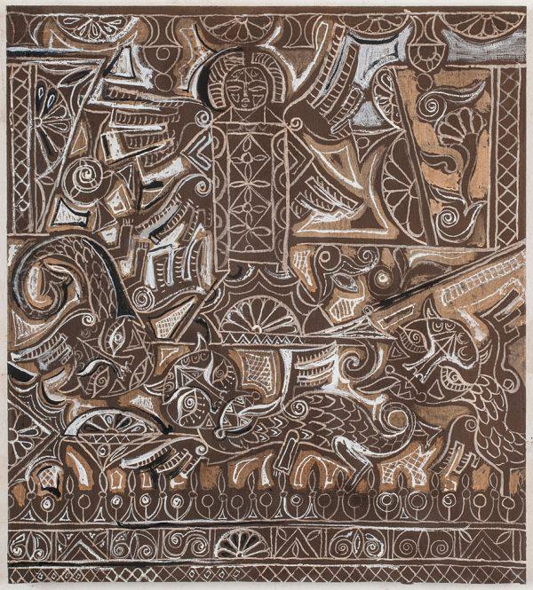 Έκθεση τέχνης «Αγγελοφάνεια» του Αλέκου Κυραρίνη