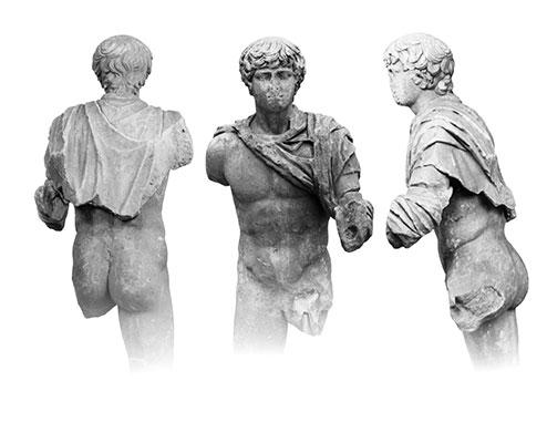 «Ο Νέος της Μαντίνειας» στο Αθέατο Μουσείο