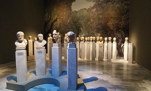 Μεταμορφώσεις του Οβιδίου «Δύο αρχαίες λύρες σε έναν διάλογο για θεούς και θνητούς»