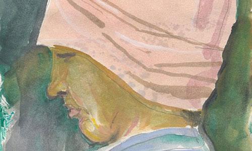 Έκθεση τέχνης «Μνήμη Ζωγραφική» του Χρόνη Μπότσογλου