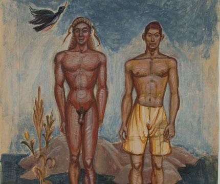 Έκθεση τέχνης «Κούρος…εκ του φυσικού» της Αλεξάνδρας Μιχάλη