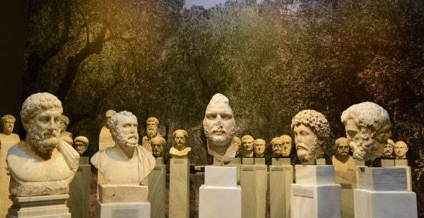 Nέα περιοδική έκθεση «Αδριανός και Αθήνα. Συνομιλώντας με έναν ιδεατό κόσμο»