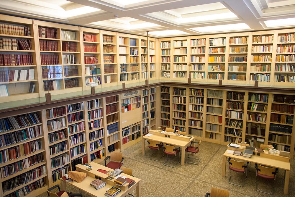 Βιβλιοθήκης που χρονολογείται