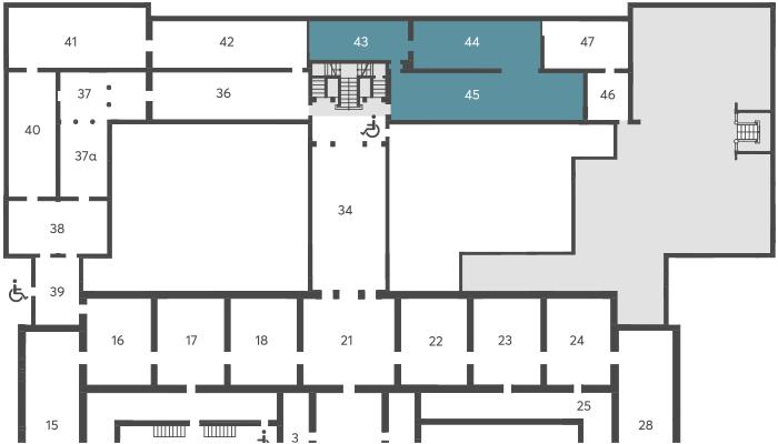 Ισόγειο 43-44-45