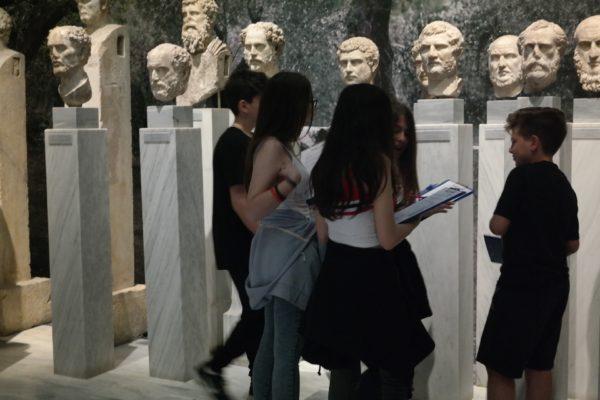 Το Γυμνάσιο στην Αθήνα του Αδριανού