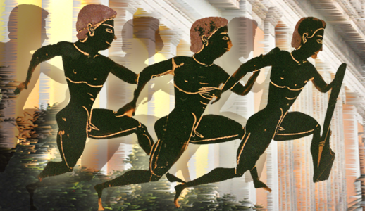 Celebrating the Authentic Marathon at the National Archaeological Museum