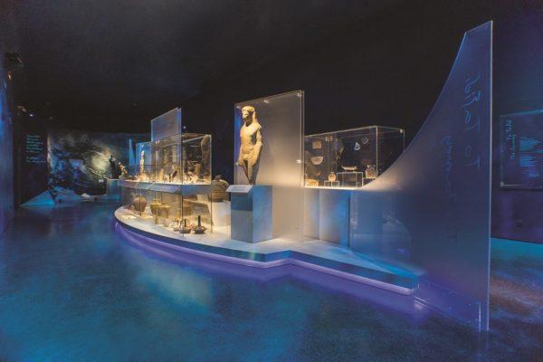 Περιοδική Έκθεση «Οδύσσειες» στο Εθνικό Αρχαιολογικό Μουσείο
