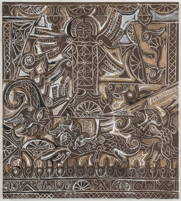 Έκθεση τέχνης «Αγγελοφάνεια» του Αλέκου Κυραρίνη στο Καφέ του Μουσείου