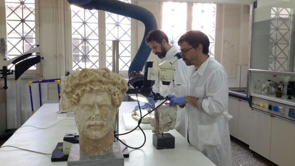 ΑΝΟΙΧΤΟ ΜΟΥΣΕΙΟ –  Τα εργαστήρια συντήρησης αποκαλύπτουν τα μυστικά τους