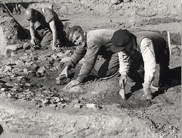 Το Αθέατο Μουσείο παρουσιάζει μια άγνωστη γερμανική ανασκαφή στα χρόνια της Κατοχής