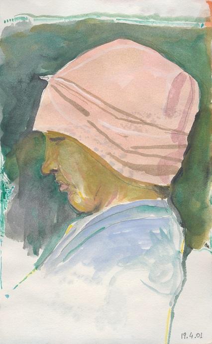 """Έκθεση τέχνης """"Μνήμη Ζωγραφική"""" του Χρόνη Μπότσογλου στο Καφέ του Μουσείου"""