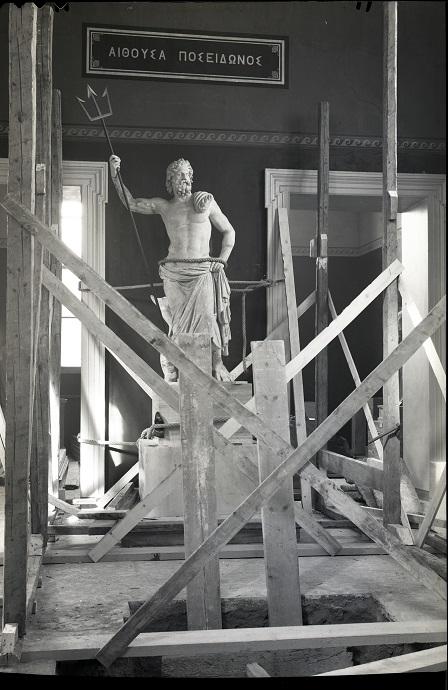 Έκθεση ιστορικής φωτογραφίας – Στη σκιά του μεγάλου πολέμου:  αποτυπώνοντας μνήμες μουσείων πριν και μετά την κατοχή