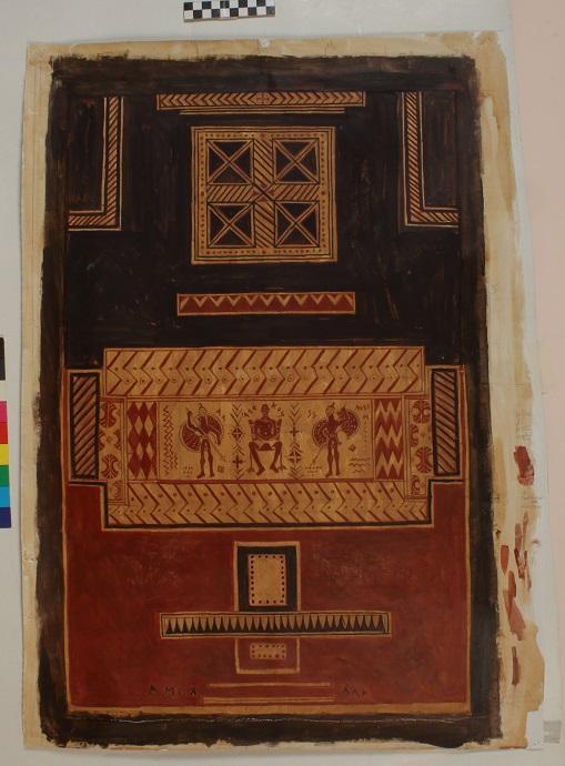 """Έκθεση τέχνης """"Κούρος…εκ του φυσικού"""" της Αλεξάνδρας Μιχάλη στο Καφέ του Μουσείου"""
