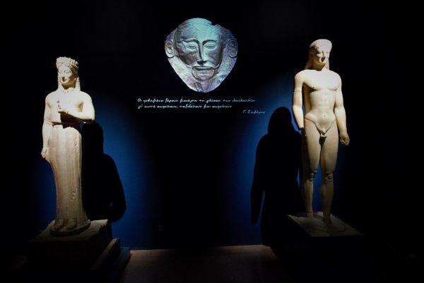 Κύκλος «Αρχαιολογία και Ποίηση» – Διάλεξη του Δημήτρη Πλάντζου στο Αμφιθέατρο του Εθνικού Αρχαιολογικού Μουσείου