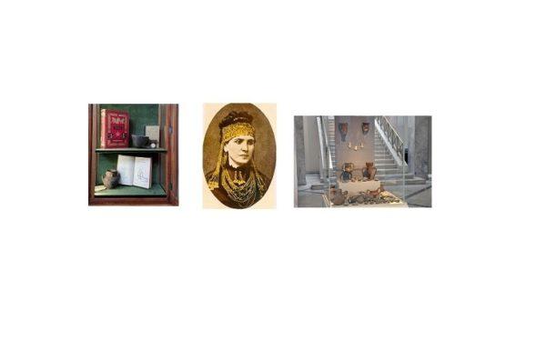 Το Αθέατο Μουσείο παρουσιάζει την «Τρωική Συλλογή της Σοφίας Σλήμαν»