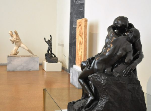«Ο Rodin και η Ελλάδα» – Διάλεξη της Μαρίνας Λαμπράκη-Πλάκα στο Αμφιθέατρο του Εθνικού Αρχαιολογικού Μουσείου