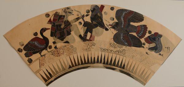 Ανοιχτό Μουσείο- Η συμβολή των μουσειακών ζωγράφων στην «ανάγνωση» των αρχαιοτήτων