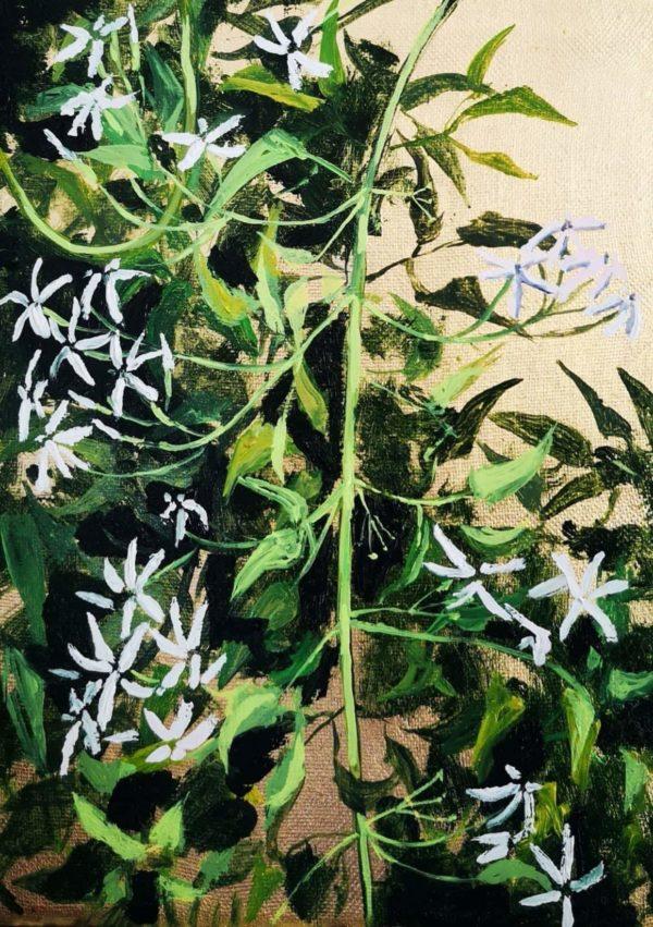 Έκθεση τέχνης Ο κήπος του Μουσείου του Νεκτάριου Αποσπόρη