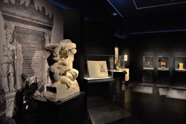 Εγκαίνια Περιοδικής Έκθεσης Δι' αυτά πολεμήσαμεν…Αρχαιότητες και Ελληνική Επανάσταση