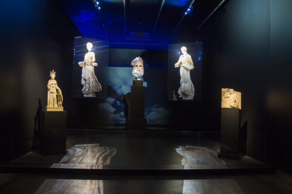 "Extension of the temporary Exhibition ""Glorious Victories. Between Myth and History"" in the National Archaeological Museum."